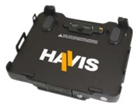 Havis Vehicle Dock HA-20LDS0 - port replicator - VGA, HDMI