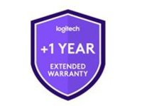 Logitech Extended Warranty - extended service agreement - 1 year