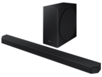 Samsung HW-Q900T - sound bar system - for home theater - wireless