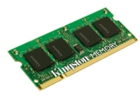 Kingston - DDR2 - 1 GB - SO-DIMM 200-pin - unbuffered