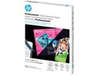 HP Professional Brochure and Flyer - tri-fold paper - glossy - 150 sheet(s) - Letter - 180 g/m²