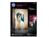 HP Premium Plus Photo Paper - photo paper - 20 sheet(s) - 130 x 180 mm - 300 g/m²