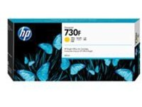 HP 730F - High Capacity - yellow - original - DesignJet - ink cartridge
