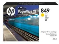 HP 849 - yellow - original - PageWide XL - ink cartridge