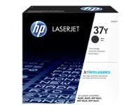 HP 37Y - Extra High Yield - black - original - LaserJet - toner cartridge (CF237Y)