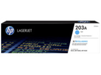 HP 203A - cyan - original - LaserJet - toner cartridge (CF541A)