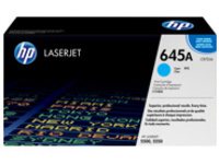 HP Color LaserJet C9731A Cyan Print Cartridge 5500 Series