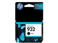 HP 932 - black - original - Officejet - ink cartridge