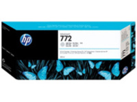 HP 772 - light gray - original - DesignJet - ink cartridge