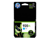 HP 935XL - High Yield - cyan - original - ink cartridge