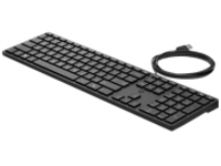 HP Desktop 320K - keyboard - US