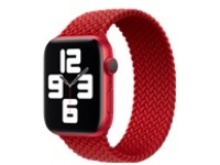 Apple 44mm Braided Solo Loop - (PRODUCT) RED Special Edition - watch strap for smart watch