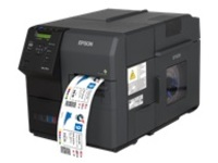 Epson ColorWorks C7500GE - label printer - color - ink-jet