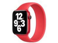 Apple 44mm Solo Loop - (PRODUCT) RED - strap for smart watch