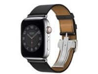 Apple 44mm Hermès Single Tour Deployment Buckle - strap for smart watch