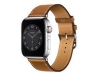 Apple 44mm Hermès Attelage Single Tour - strap for smart watch