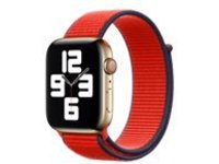 Apple 44mm Sport Loop - (PRODUCT) RED - strap for smart watch