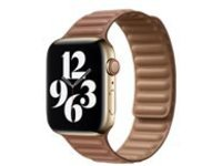 Apple 44mm Leather Link - strap for smart watch