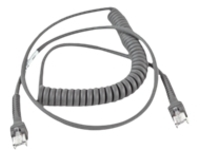 Zebra RS232 Cable - serial cable - 1.83 m