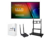 "ViewSonic ViewBoard IFP9850 Device Management Bundle 2 98"" Class (97.5"" viewable) LED display - 4K"