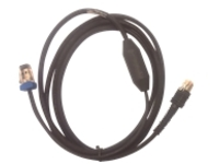 Zebra power cable - 2.13 m