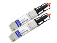 Finisar Ethernet 100GBase-AOC cable - TAA Compliant - 5 m