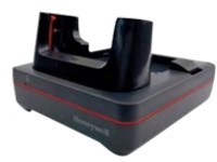 Honeywell Booted Ethernet Base - handheld charging stand + power adapter