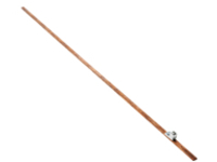 Tripp Lite Copper Bus Grounding Bar for 24U and 25U Racks grounding bar vertical