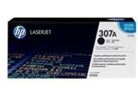 HP 307A - black - original - LaserJet - toner cartridge (CE740A)