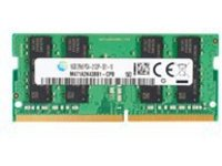 HP - DDR4 - module - 4 GB - SO-DIMM 260-pin - 2400 MHz / PC4-19200 - unbuffered