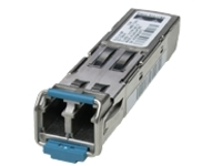 Cisco - SFP (mini-GBIC) transceiver module - GigE, 2Gb Fibre Channel, 1Gb Fibre Channel