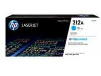 HP 212A - cyan - original - LaserJet - toner cartridge (W2121A)