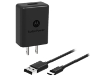 Motorola Turbopower 15+ power adapter - USB - 15 Watt