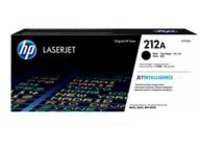 HP 212A - black - original - LaserJet - ink cartridge