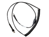 Zebra serial cable - RS-232 to RS-232 - 2.74 m