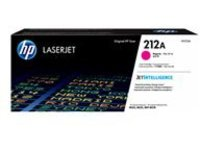 HP 212A - magenta - original - LaserJet - toner cartridge (W2123A)
