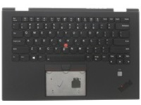 Darfon - notebook replacement keyboard - with Trackpoint - QWERTY - US - black
