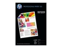 HP Professional Glossy Paper - photo paper - 150 sheet(s) - A4 - 150 g/m²