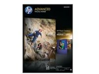 HP Advanced Glossy Photo Paper - photo paper - glossy - 50 sheet(s) - A4