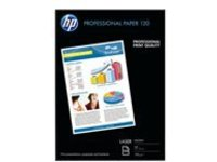 HP Professional Glossy Paper - photo paper - glossy - 250 sheet(s) - A4 - 120 g/m²