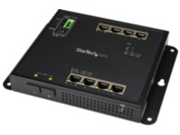 StarTech.com Industrial 8 Port Gigabit Ethernet Switch w/2 MSA SFP Slots L2 Managed Network RJ45 LAN Layer2 Switch Din …