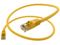 Oncore patch cable - 3.66 m - yellow