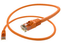 Unirise Core patch cable - 1.83 m - orange