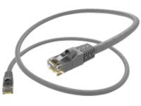 Oncore patch cable - 90 cm - gray