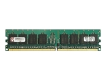 Kingston ValueRAM - DDR2 - 1 GB - DIMM 240-pin - unbuffered