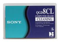 Sony - 8mm tape x 1 - cleaning cartridge