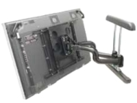 Chief Reaction Dual Swing Arm Wall Mount PNR-2051B - wall mount