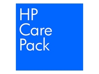 Electronic HP Care Pack Remote User Assistance Support - technical support - 1 year