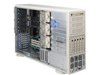 Supermicro SC748 TQ-R1000 - tower - 4U