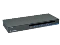 TRENDnet TK 803R - KVM switch - 8 ports - rack-mountable